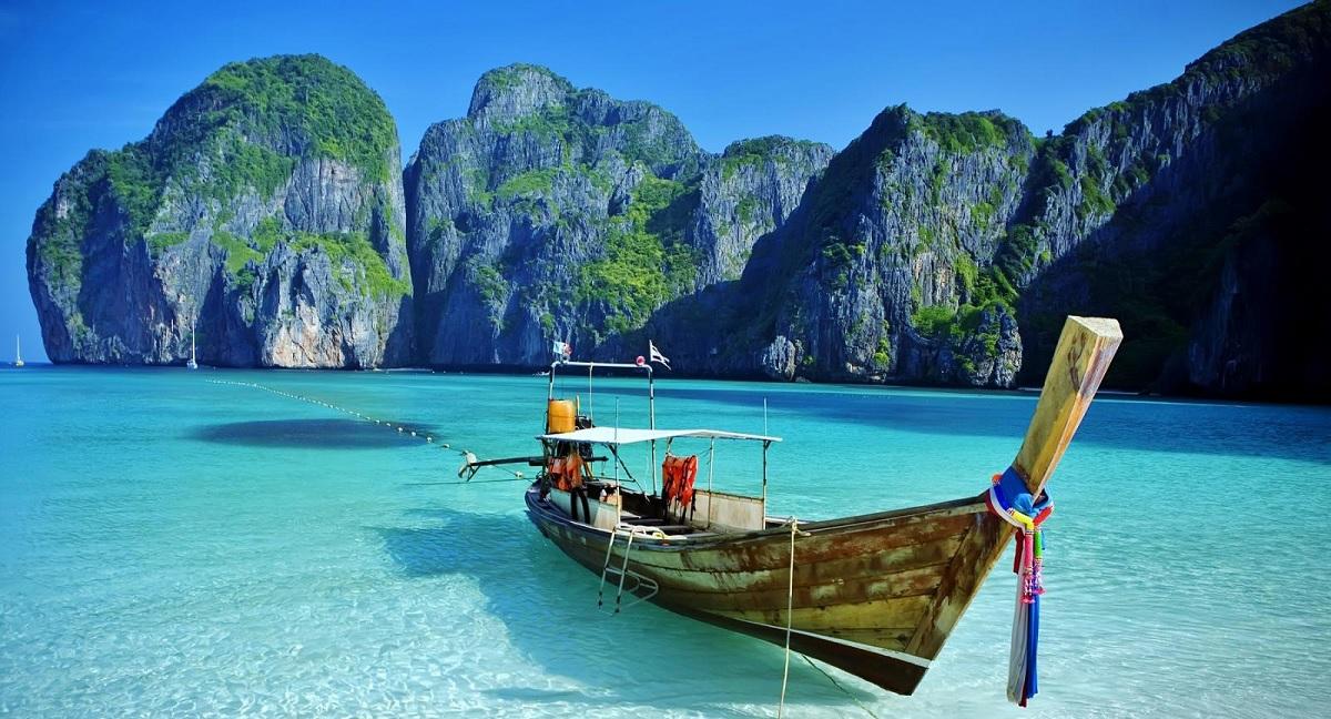 Đặt vé máy bay đi Phuket Thái Lan