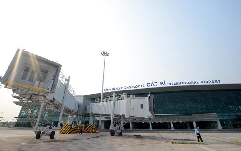 Sân bay Cát Bi, Hải Phòng