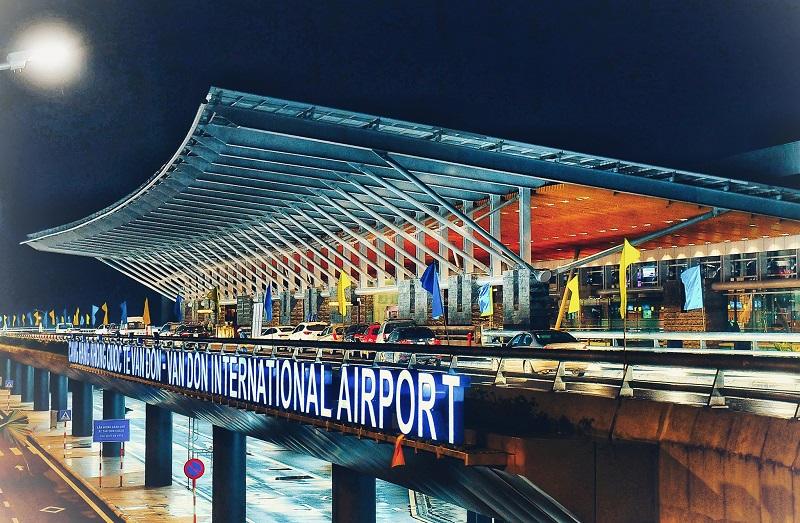 Sân bay Vân Đồn - Quảng Ninh