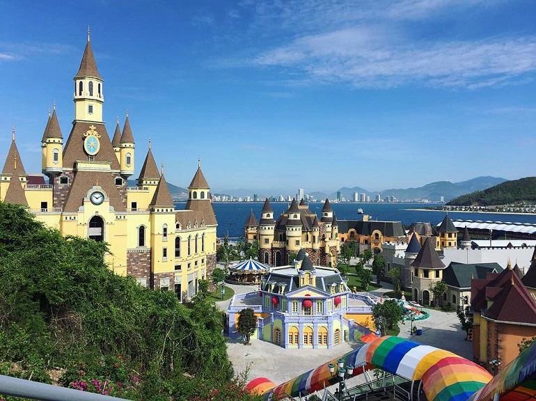 Vinpearl Land - thiên đường vui chơi tại Nha Trang