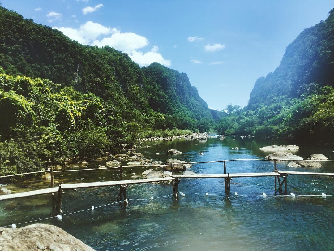 Phong Nha Kẻ Bàng, Quảng Bình