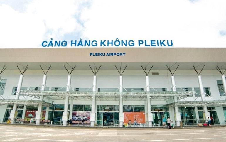 Sân bay Pleiku, gia lai