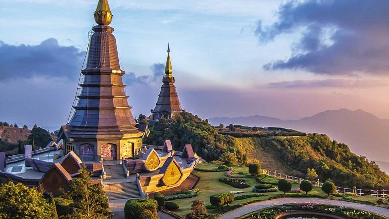 Chiang Mai - Đóa hồng phương Bắc Thái Lan