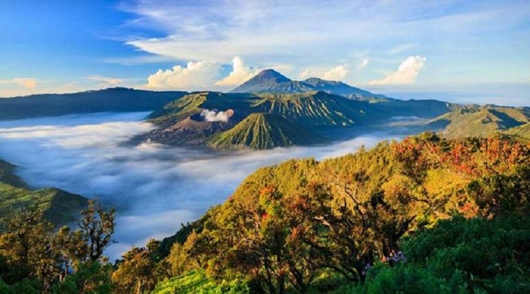 Núi lửa Bromo Indonesia