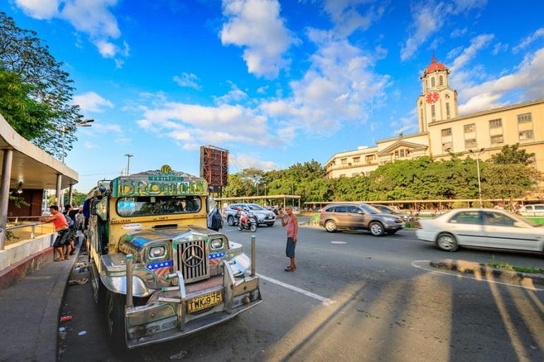 Thủ đô Manila, Philippine