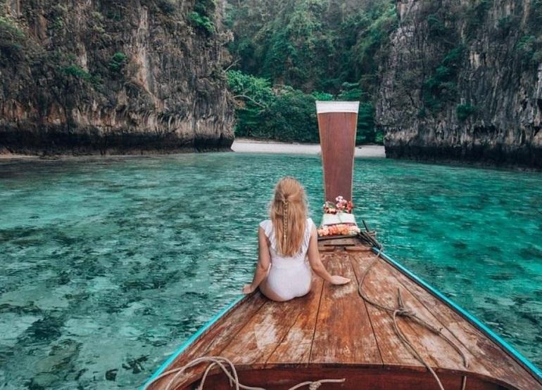 Vịnh biển tại Phuket