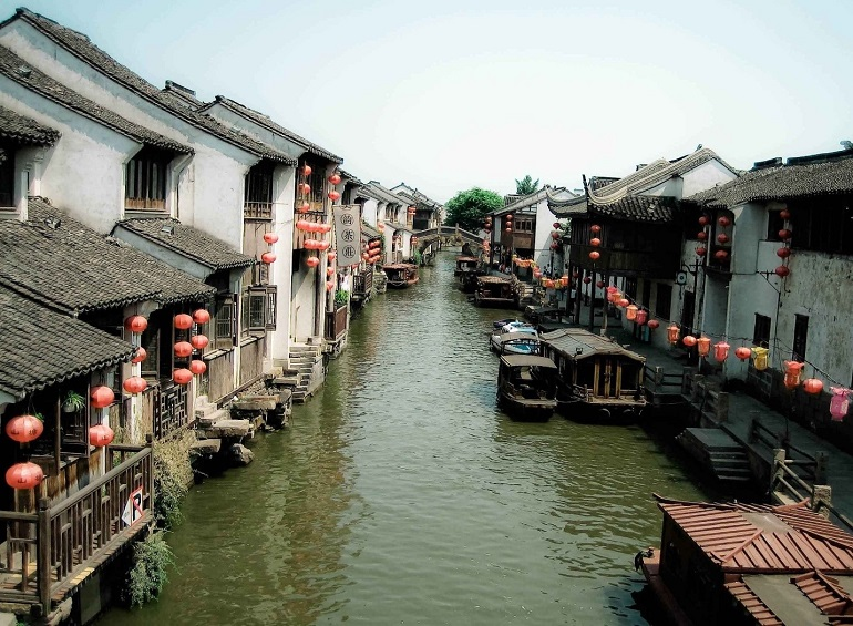 Du lịch Hàng Châu cổ kính