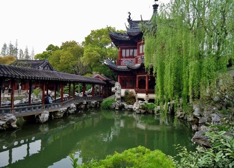 Vườn Yuyuan