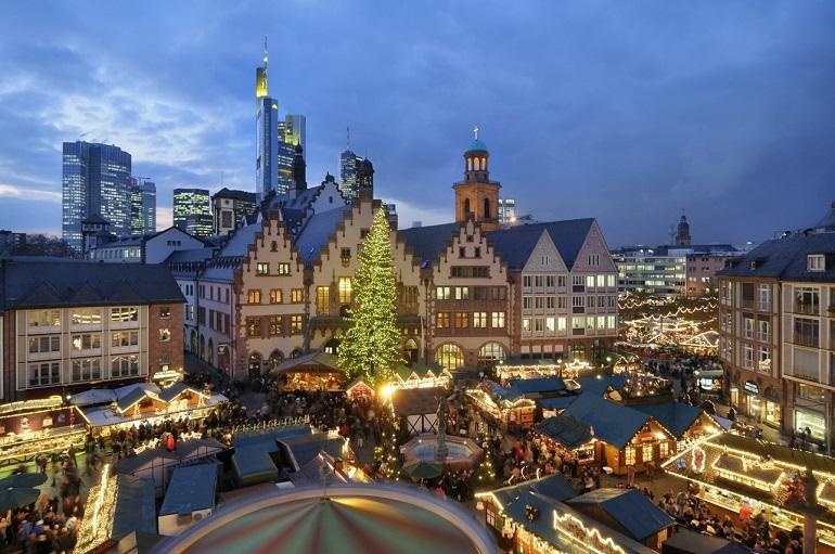 Thành phố Frankfurt