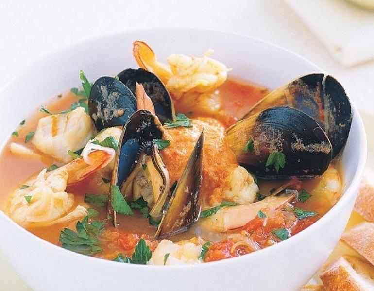 Bouillabaisse – món ăn truyền thống của thành phố Marseille
