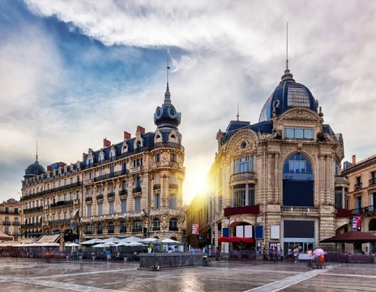 Thành phố Montpellier