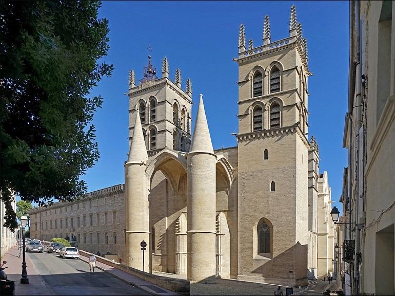 Nhà thờ Montpellier