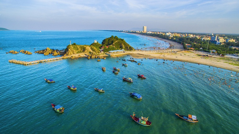 Biển Cửa Lò, Nghệ An