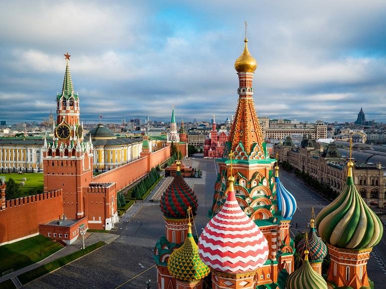 Quảng trường Đỏ - trái tim của thành phố Moscow