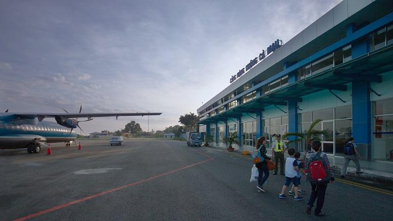 Sân bay Cà Mau