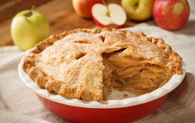 Bánh táo nướng Atlanta