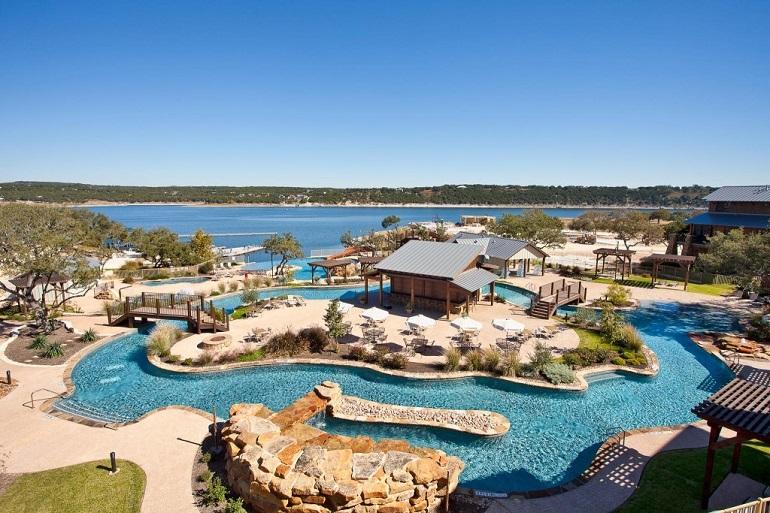 Hồ Travis Lake, Austin Texas Mỹ