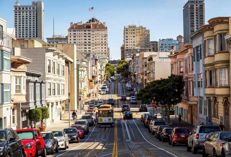 San Francisco Mỹ