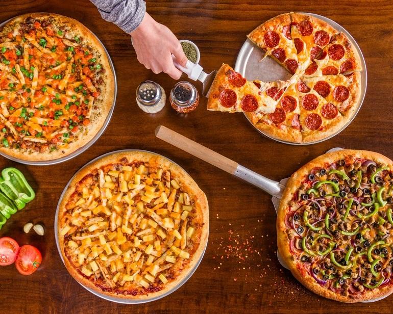 Pizza kiểu New York