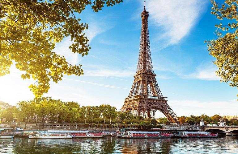 Tháp Eiffel, Paris
