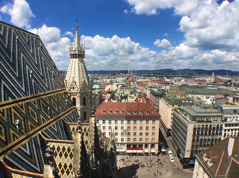Thành phố Vienna (Viên) Áo