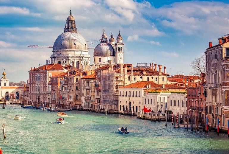 Thành phố Venice, Italy
