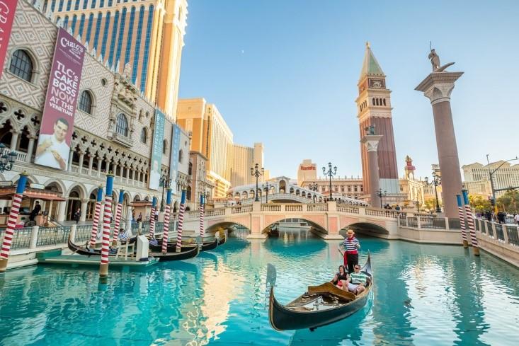 Las Vegas đầy thú vị tại Mỹ