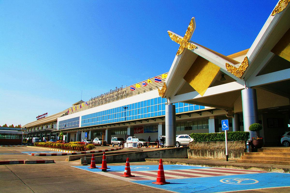 Sân bay Chiang Mai, Thái Lan