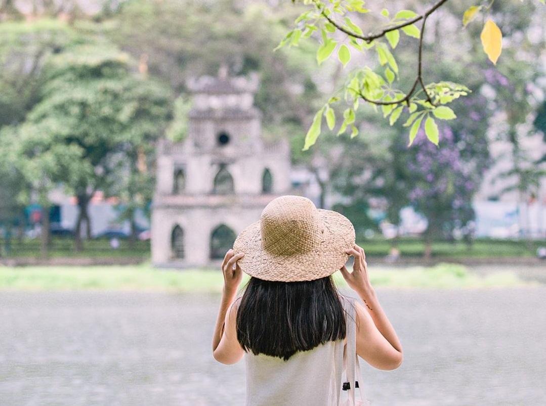 Hồ Hoàn Kiếm (Hồ Gươm) Hà Nội