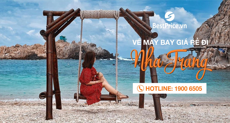 Vé máy bay đi Nha Trang giá rẻ
