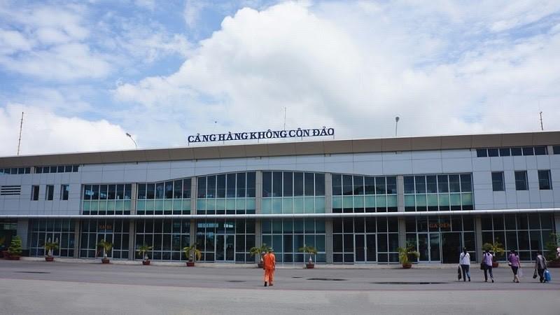 Sân bay Côn Đảo (Ảnh: Internet)