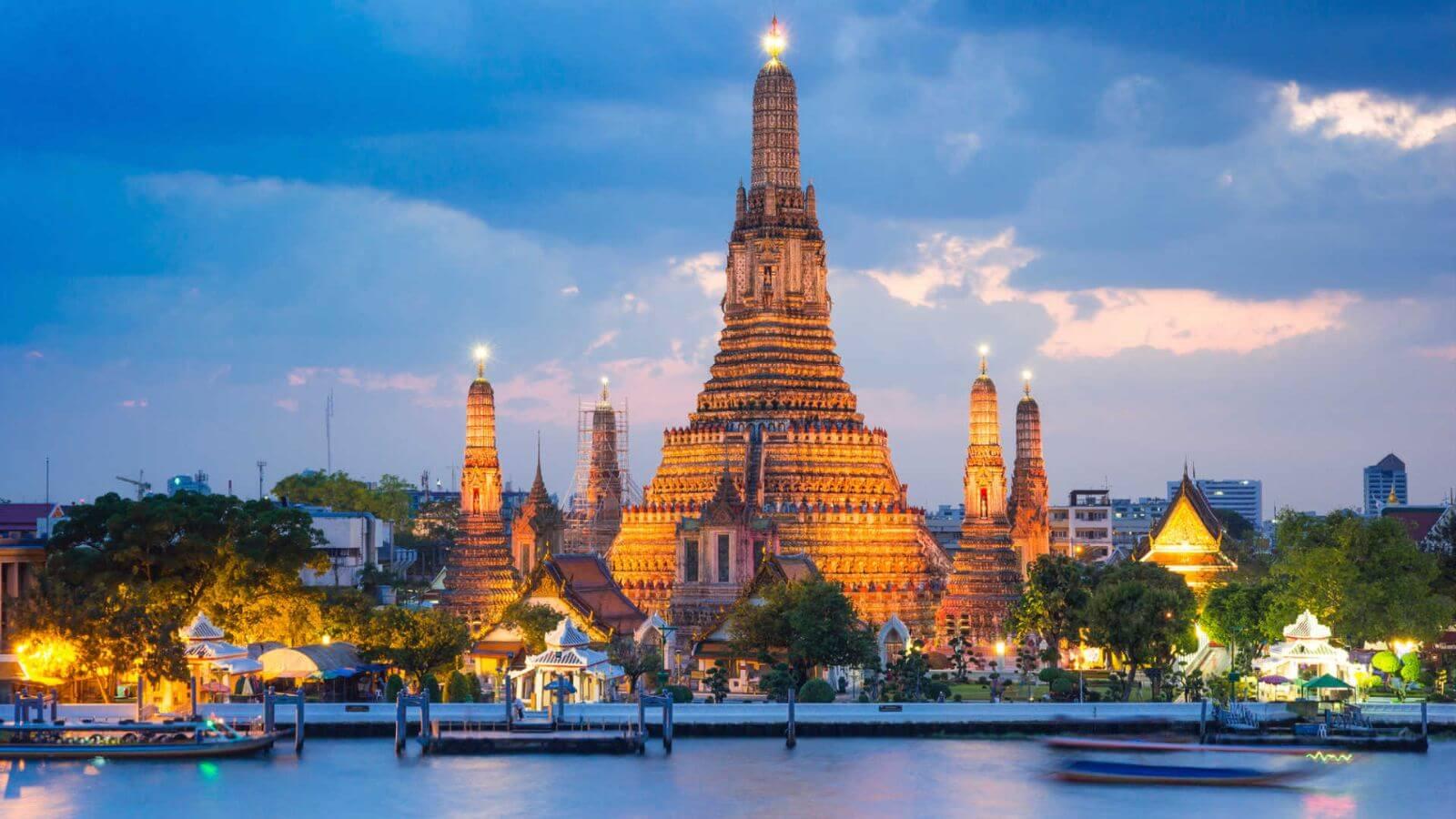 Săn vé máy bay đi Thái Lan giá rẻ