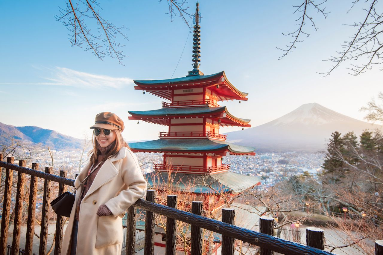 Săn vé máy bay giá rẻ đi du lịch Nhật Bản