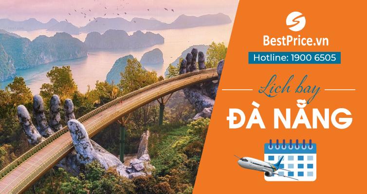Lịch bay Đà Nẵng