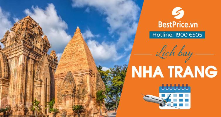 Lịch bay Nha Trang