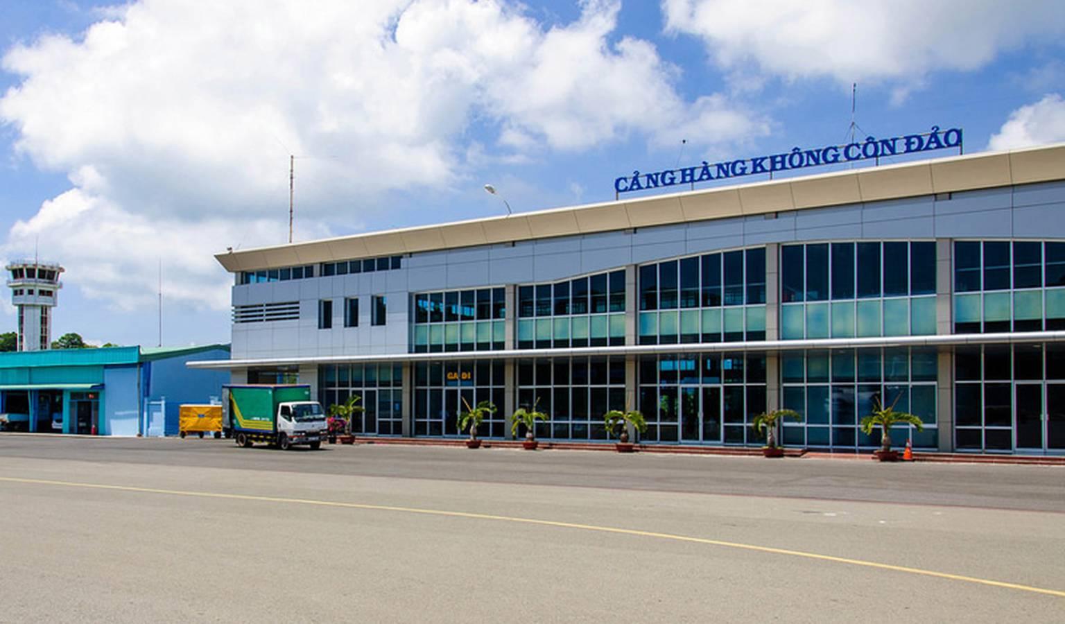 Sân bay Côn Đảo (Côn Đảo)