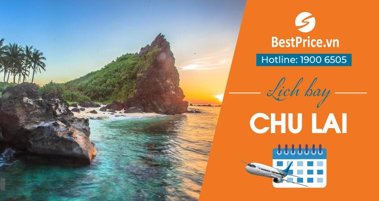 Lịch bay Chu Lai
