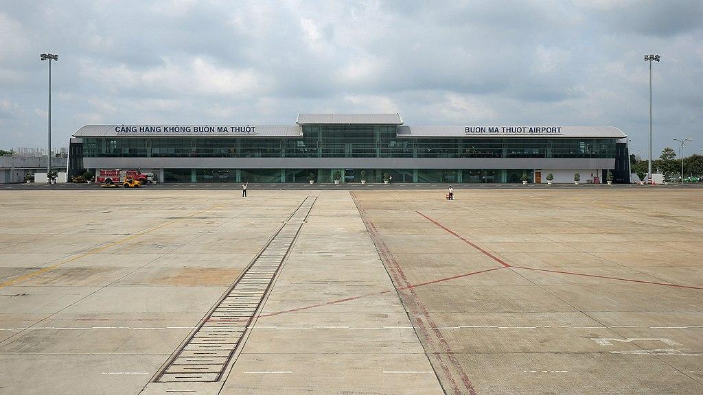 Sân bay Buôn Ma Thuột (Đắk Lắk)