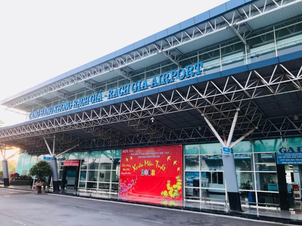 Sân bay Rạch Giá