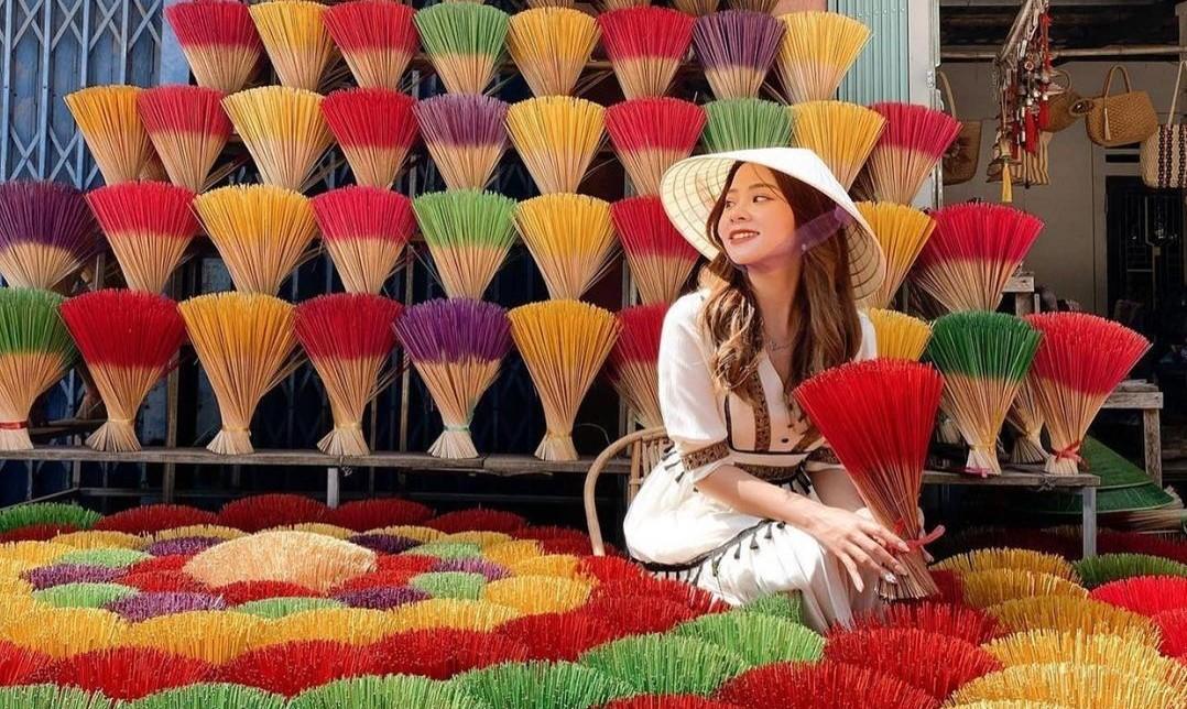 Làng hương Thủy Xuân, Huế