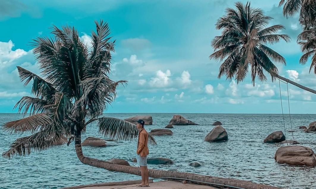 Đặt vé máy bay đi Rạch Giá du lịch đảo Hòn Sơn (Kiên Giang)