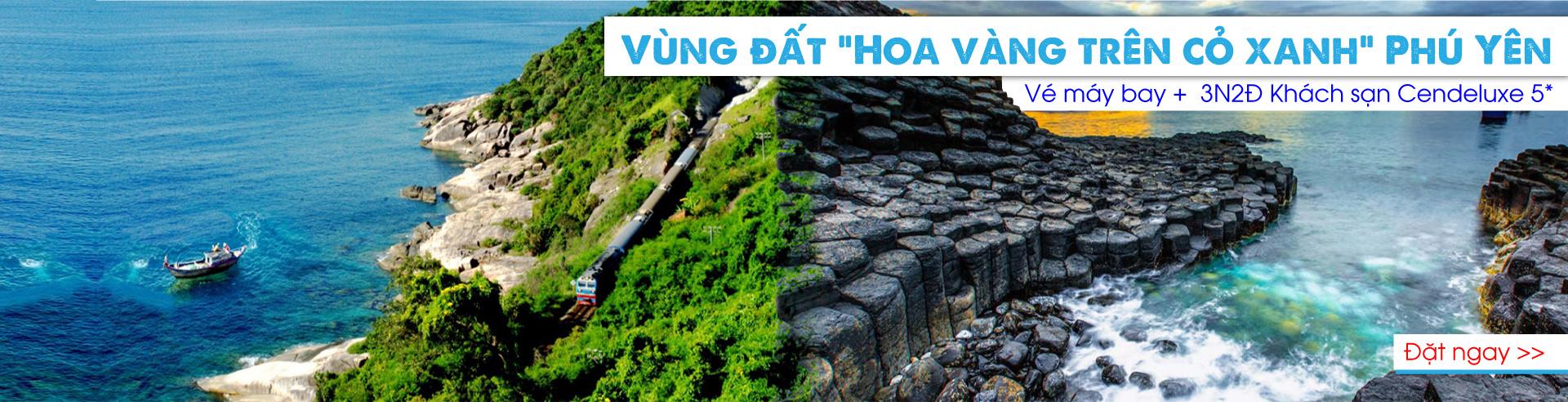 combo Phú Yên