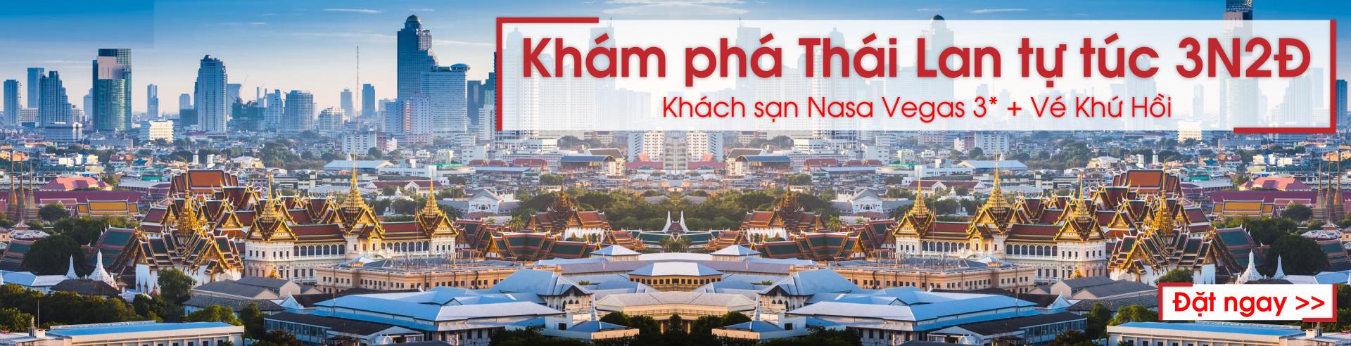 combo Thái Bangkok