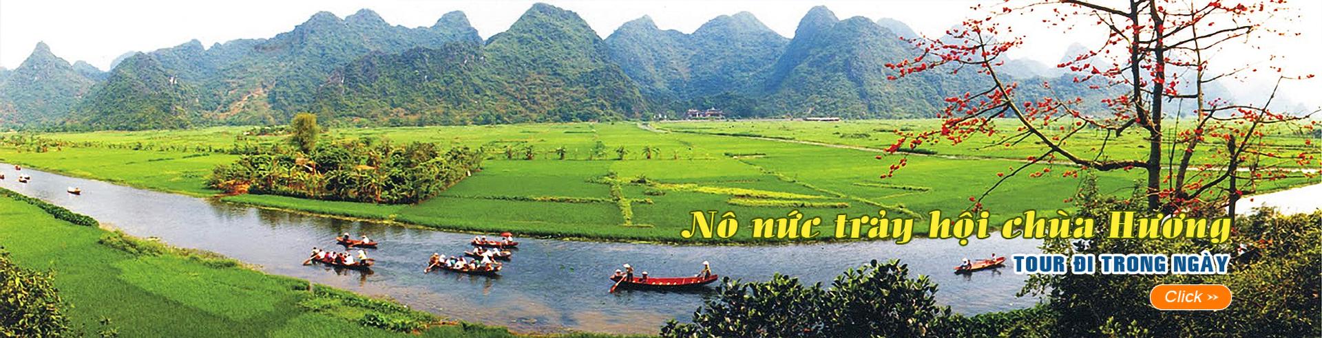 Hà Nội: Nô nức trẩy hội chùa Hương