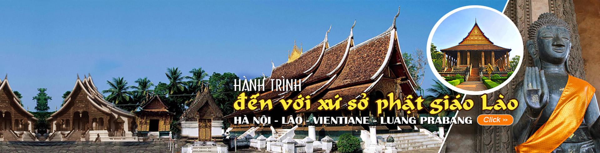 Lao: Hành trình đến xứ sở Phật giáo