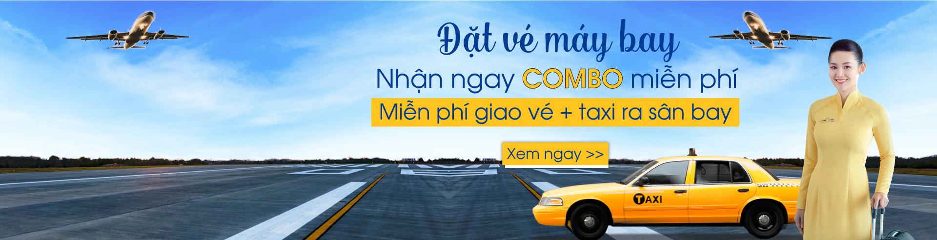 Đặt vé máy bay online giá rẻ
