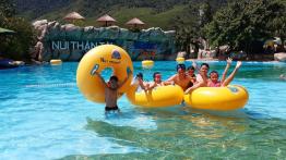 Vé Công viên Suối khoáng nóng Núi Thần Tài Đà Nẵng