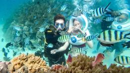 Vé Đi Bộ Dưới Biển Phú Quốc - Công Viên San Hô Namaste