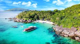 Vé Đi bộ dưới biển + Tour 4 đảo Phú Quốc