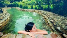 Vé Suối khoáng nóng Alba Thanh Tân - Huế